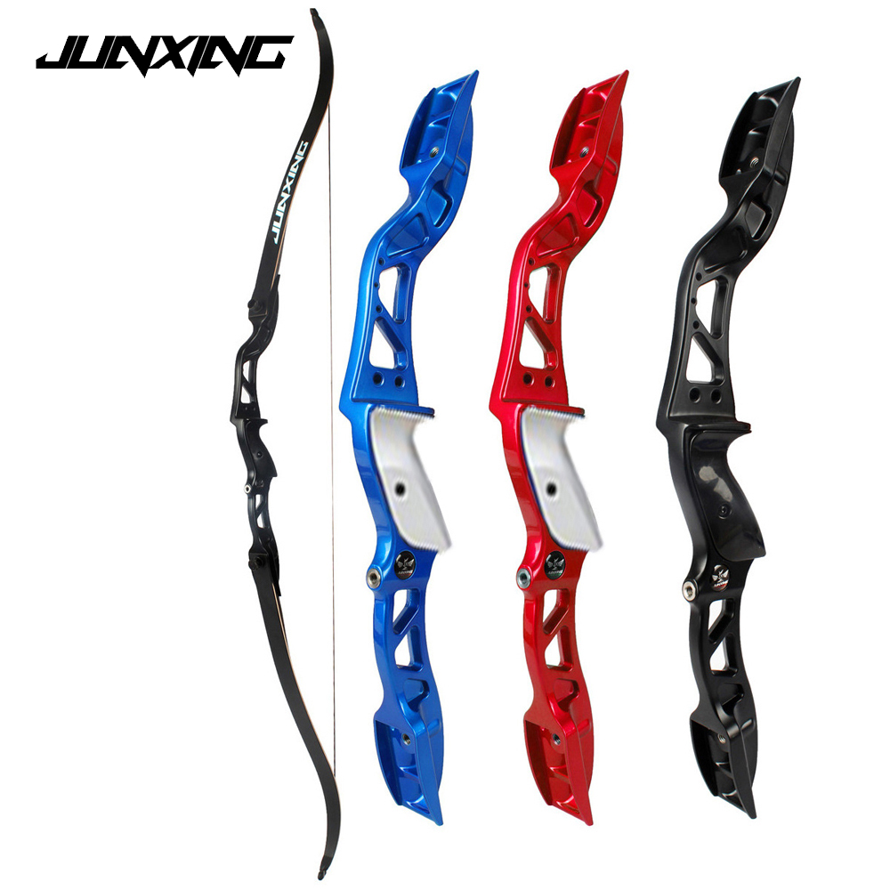 3 Color 20-36Lbs American Hunting Bow Recurve Bow Black/Red/Blue Archery with Sight and Arrow Rest for Outdoor Hunting/Shotting dmar archery quiver recurve bow bag arrow holder black high class portable hunting achery accessories
