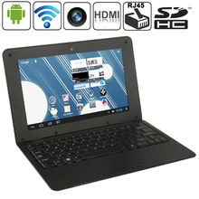 10.1 inch Android 5.1 Netbook PC Tablet PC RAM 1GB ROM 8GB RJ45 HDMI
