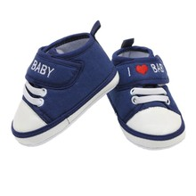 2018 New Letter Printed Canvas Shoes With Casual Shoes High