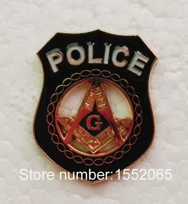 1 Masonic Lapel Pin Freemason Mason Badge Emblem