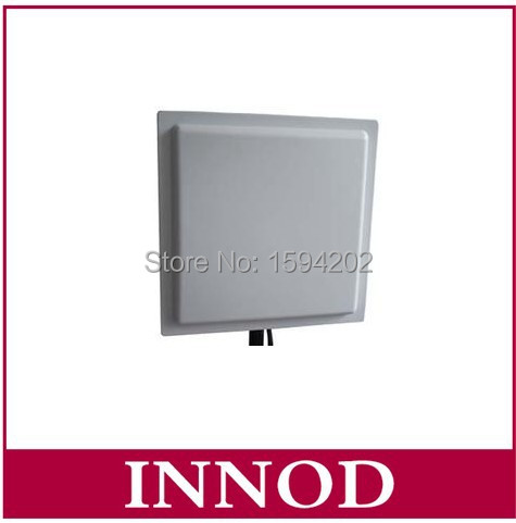Iso18000-6c Gen2 Epc Long Range 1-15meters Uhf Rfid Reader/passive 12dbi Linear Antenna 450mm Uhf Rfid Fixed Reader Read/write To Invigorate Health Effectively Control Card Readers Access Control