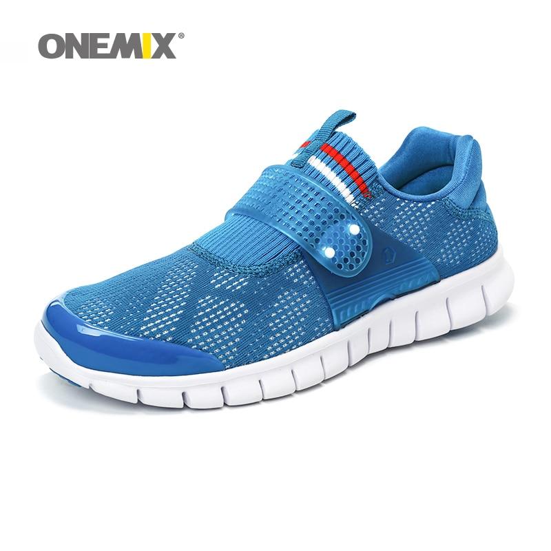 Onemix new arrival men sport shoe athletic shoes