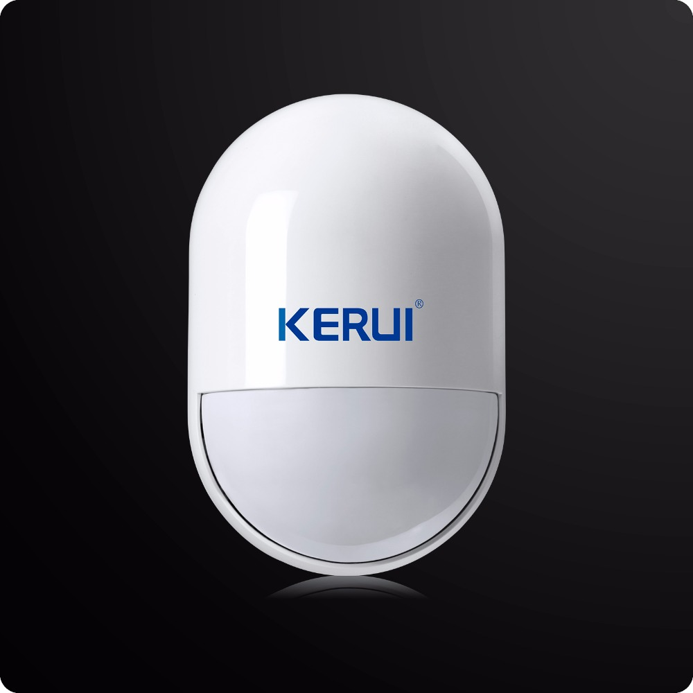 Kerui W2 WiFi GSM PSTN RFID Home Alarm Security System  Low battery Indication TFT color display ISO Android App