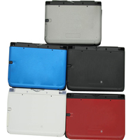 Game Console Replacement Full Shell For 3DS LL XL Housing Case With Buttons For Nintendo 3D