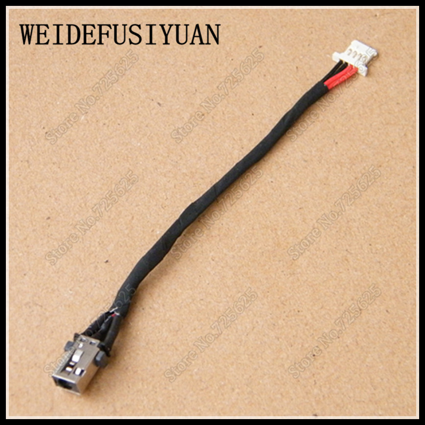 For New Dc Power Jack Harness Cable For Acer Chromebook Cb3-431 Laptop 50.Gc2n5.003