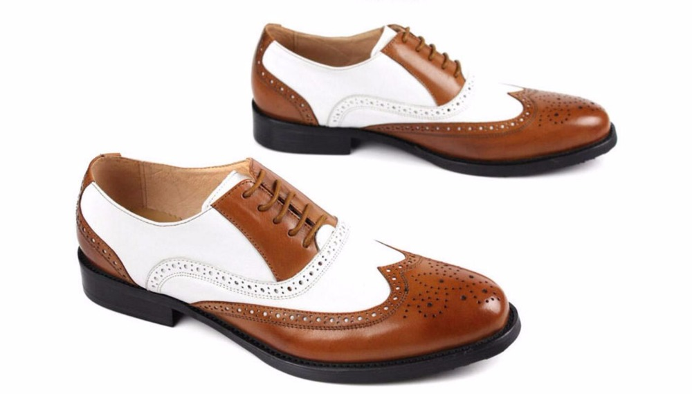 CH.KWOK Patch Color Carved Men Dress Oxfords Lace Up Black Yellow England Business Formal Oxfords Shoes Spring Shoes Leather Man england carved men s business dress shoes leather men s shoes european version breathable black and white fight color shoes