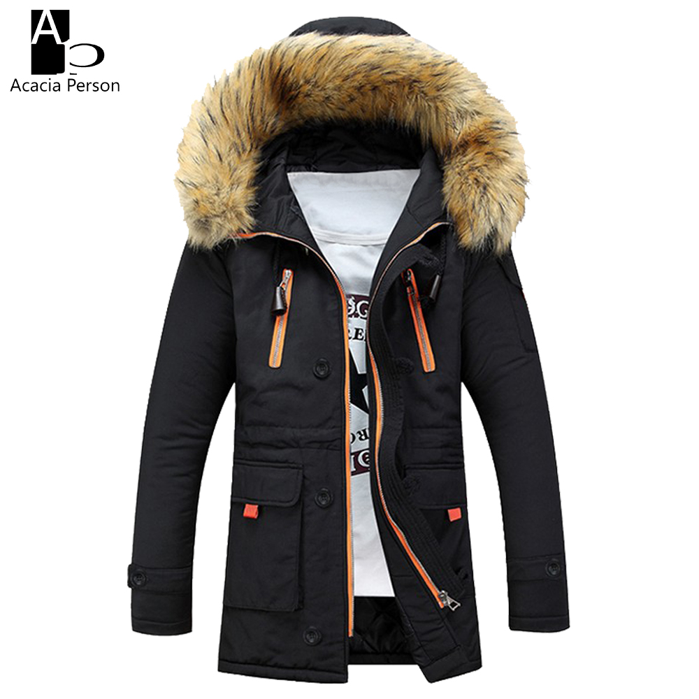 Popular Fur Hood Mens Jacket-Buy Cheap Fur Hood Mens Jacket lots ...