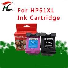 цены 61XL Compatible Ink Cartridge for HP61XL HP 61XL Envy 4500 4502 5530 & Deskjet 1050 2050 3050 3054 3000 1000 Printer