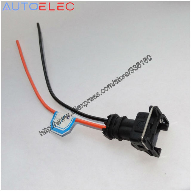 1pcs junior power timer jpt 2 way pin ev1 plug kit ev1 wiring plugs rh aliexpress com trailer plug wiring kit wiring a kitchen plug