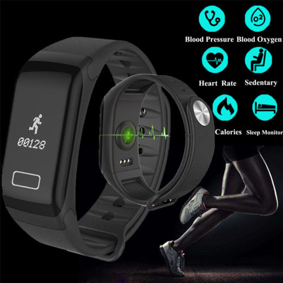 все цены на Heart Rate Monitor Smart Watch Men Bluetooth Sport Pedometer Women Fitness Bracelet Swimming Waterproof Wristband for Anroid IOS