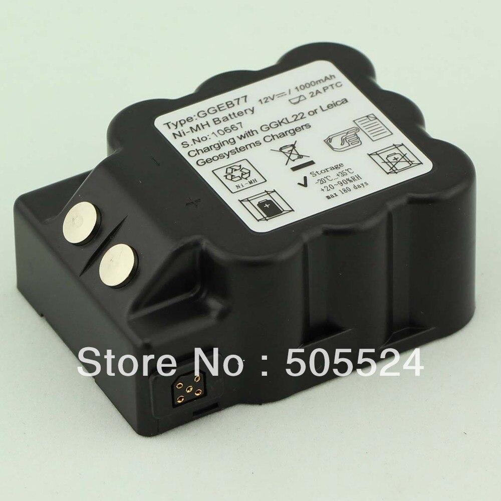 GEB77 Type compatible NiMH battery For total station *12V 1000mah свитер для собак dezzie 561500 цвет черный