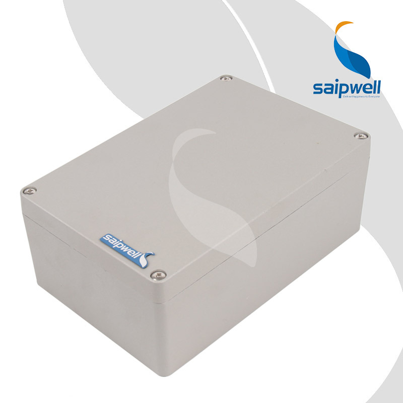 240 160 100mm Painting Spraying Aluminum Enclosure Project Box Enclosures for Electronics SP AG FA64