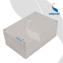 240*160*100mm  Painting Spraying  Aluminum Enclosure/   Project Box Enclosures for Electronics  (SP-AG-FA64)