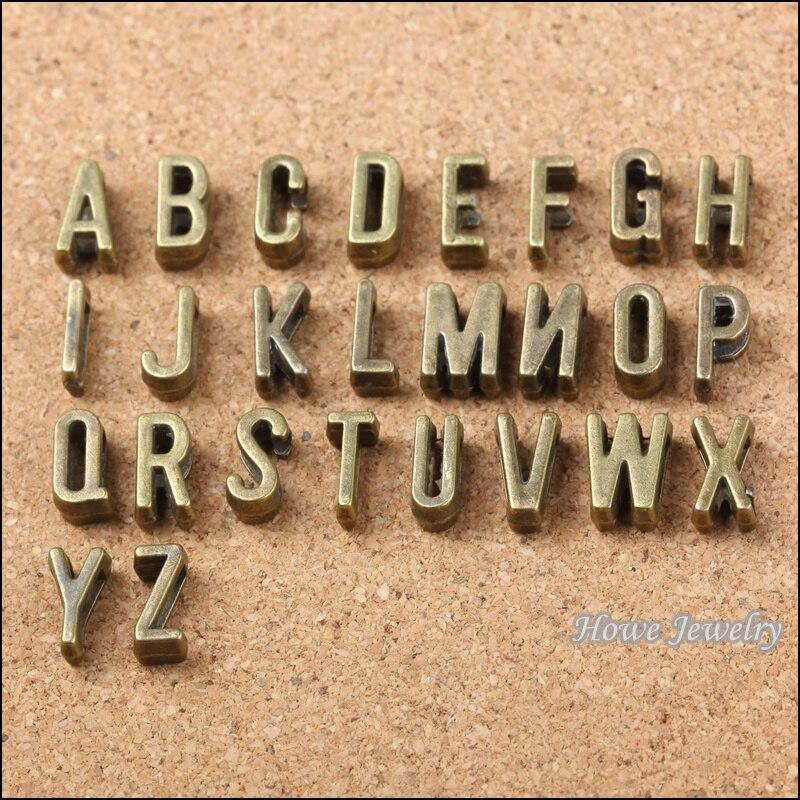 MIx 390pcs English letters