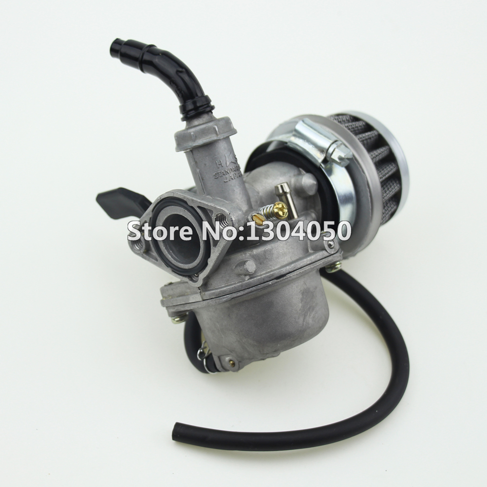 medium resolution of 19mm ga nik pz19 carb filtr powietrza chi ski 50 70 90 110 125 cc kazuma atv quad