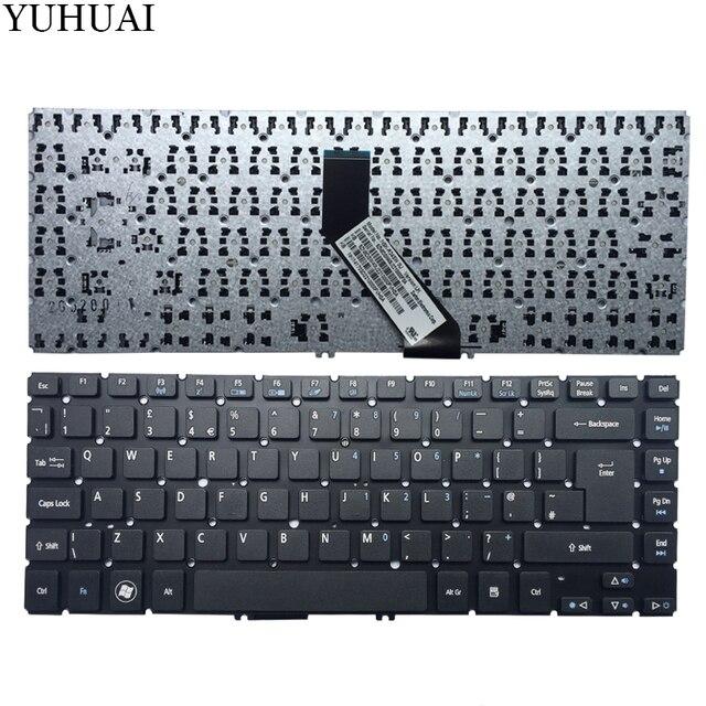 New Uk Keyboard For Acer Aspire V5 V5 431 V5 431g V5 431p V5 471 V5 471g V5 471pg Uk Laptop