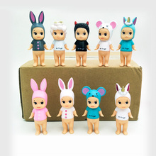 Sonny Angel Dolls Mini Figures Collectible Model Toys Cute Kawaii Figurine Christmas Gifts 12pcs lot limited edition sonny angel kewpie doll 7 5cm pvc mini figure cute figurine sonny angel toys for kids
