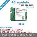 Модуль Quectel EC25 4G  макетная плата 4G  сетевой путь  интерфейс PCIE  7 моделей  SCM  работает с демонстрационной платой cubieAIO A20