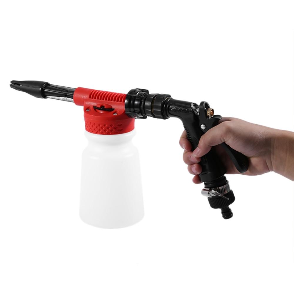 High Pressure Snow Foamer Water Gun Profession Foam Gun Gun Water Soap Shampoo Sprayer Car Washer Gun hot free shiping