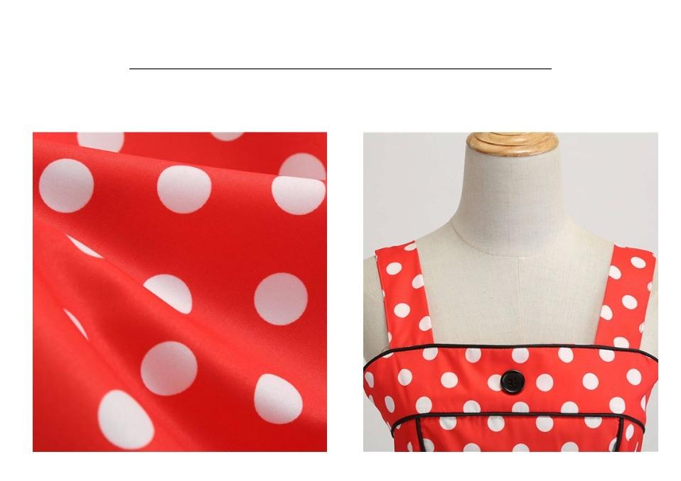 Koktejlové Retro párty šaty jednofarebné prešívaný lem bodky (5 variánt) 20