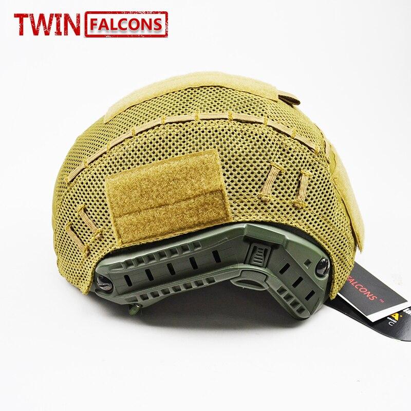 Fast Mesh font b Helmet b font Cover Tactical Military font b Helmet b font Covers