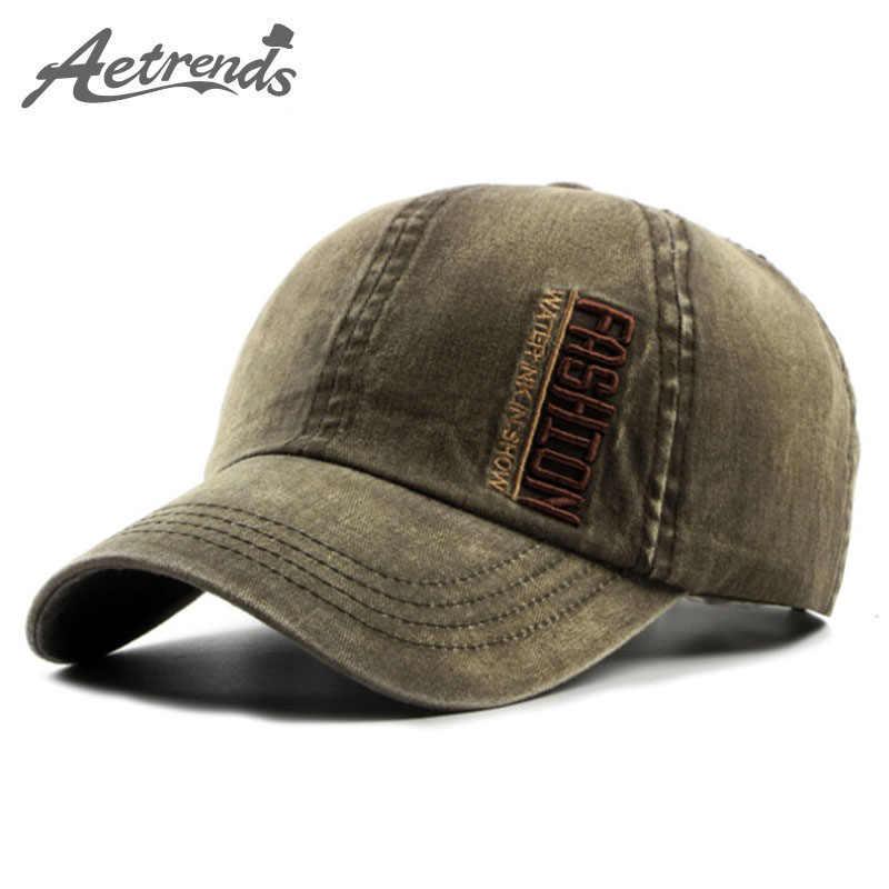 03516d1abd7  AETRENDS  Fashion man 2018 baseball cap youth bike tennis korean stylish caps  men casquette