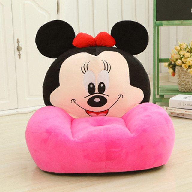 Fashion Home Kids Furniture Children Fabric Sofa Seat Baby