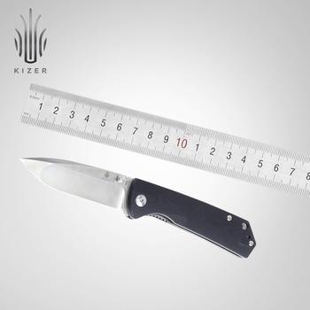 Kizer pocket knife  V3403N1/N2 Vigor mini edc folding survival high quality camping tools