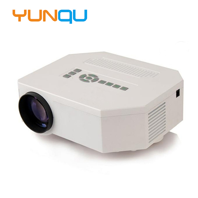2016 Original UNIC UC30 Cheap Mini miniature Projector AV USB & SD VGA HDMI beamer Multimedia Home Theater LCD Digital Projector