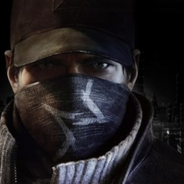 Watch Dogs – Profile Laminated Poster Print (36 x 24)