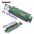IDE/SATA 44pin 2,5 SATA адаптер для ПК конвертер 1.5Gbs последовательный адаптер конвертер ATA 133 100 HDD компакт-дисков DVD серийный жесткий диск