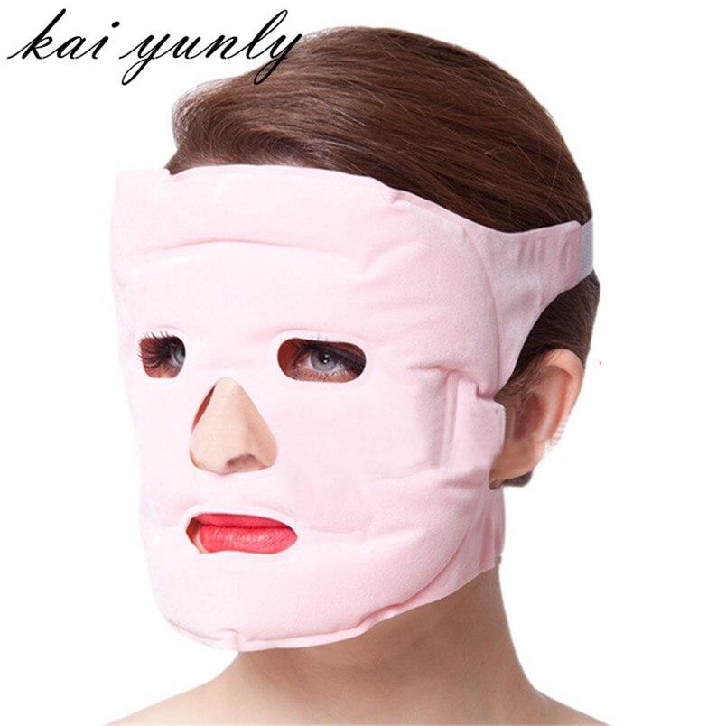 Kai yunly 1 UNID Hotsale Turmalina Gel Cara Delgada Belleza Máscara Facial Másca