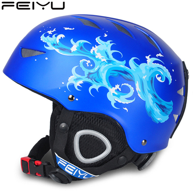 70f64f8a54d3 Free Shipping Boy Girl Kids Ski Helmet Snowboard Helmet Skateboard ...