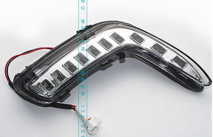 New arrival led drl daytime running light driving light for great wall M4 2014 автоинструменты new design autocom cdp 2014 2 3in1 led ds150