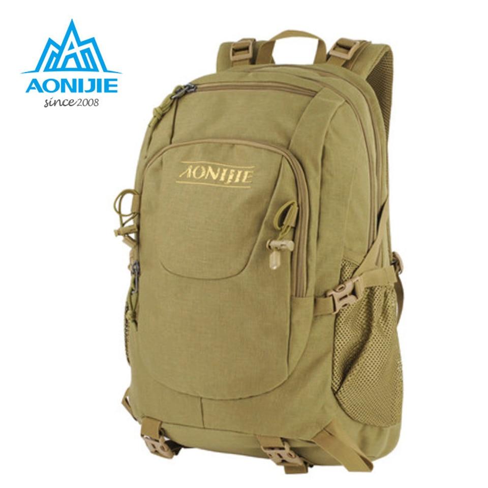 Aonijie 40l mochila bolsa de deporte al aire libre senderismo ciclismo escalada