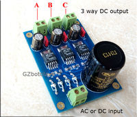 Free Ship NEW LT1963A High Speed Low Noise Triple Independent Linear Regulator Power Supply Amanero XMOS