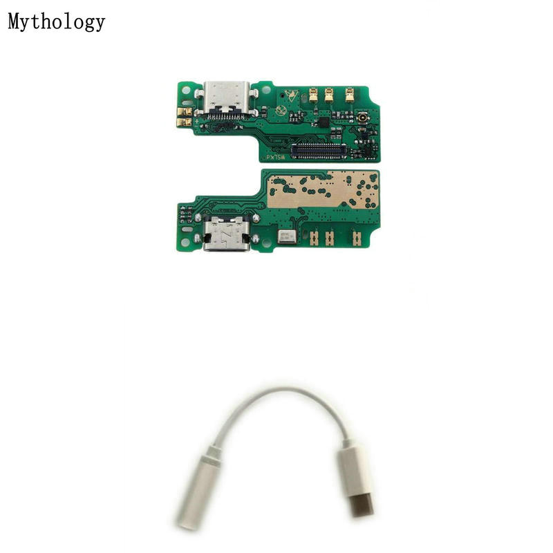 Mythology For Blackview S8 USB Board Flex Cable Dock Connector Earphone Transfer Line Microphone 5.7