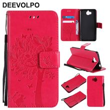 c4ca687fa6d Coque Card Slot Flip Cases Leather For Huawei Honor 4X 5C 6C 6X 7i Y3 2