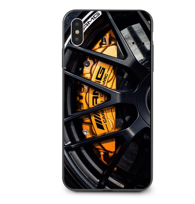 Cell Phone Accessories Brilliant Case Iphone 6 7 8 Plus X Xr Xs Max Nissan Gtr Motorsport Bmw M Amg Car Cover