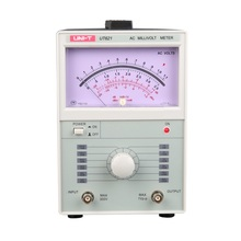UNI-T UT621 UT622 Analog Voltage Digital Voltmeter Analog Multimeter 100uV-300V Millivoltmeter deree de 360trn analog multimeter 100% original brand new