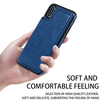 iPhone Leather Flip Case  3