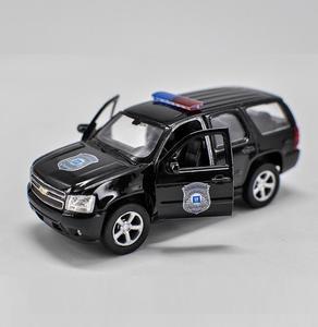 Image 4 - מכונית מודל סגסוגת 1:36 חיקוי גבוה, שברולט טאהו למשוך בחזרה מתכת רכב צעצוע, 2 דלת פתוחה מודל סטטי ברכב צעצוע, משלוח חינם