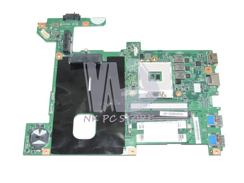 48.4WQ02.011 Main board For Lenovo G580 B580 Laptop Motherboard HM70 DDR3 Free CPU Full tested 04y1168 motherboard for lenovo thinkpad edge e430 laptop main board qile1 la 8131p hd4000 graphics 14 ddr3