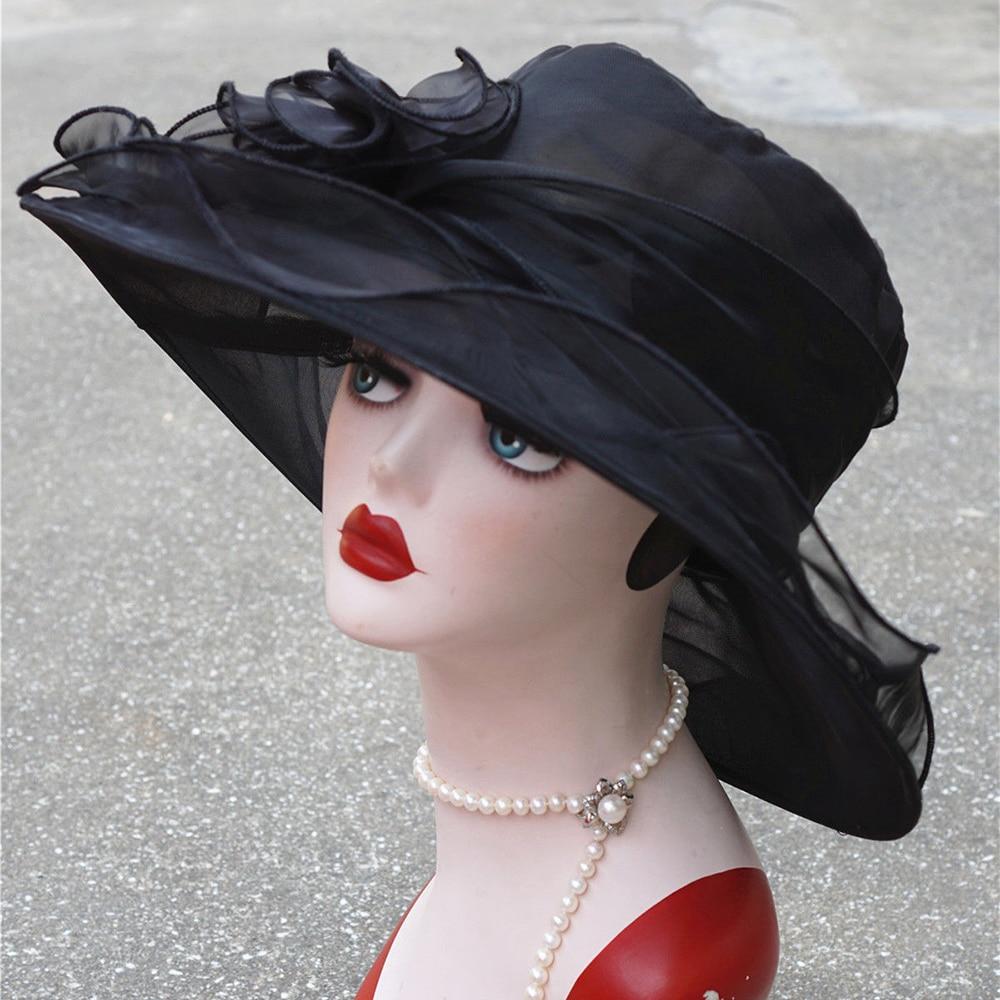 Chapeau D'été  Large Bord