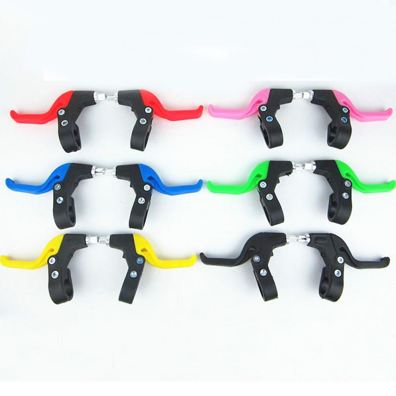 1 Pair Plastic Kids Children Bicycle Brake Handle Bike Cycling Brake Levers/_B9