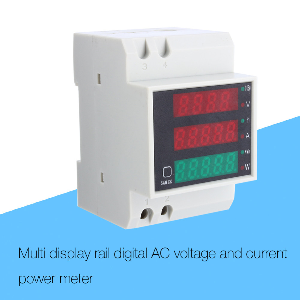 electricity meter kwh