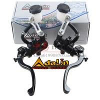 Original Adelin 17 5mmx18mm Motorcycle Brake Master Cylinder Clutch Lever 22mm Universal For Honda Yamaha Kawasaki