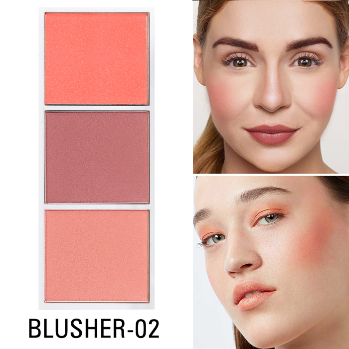 02 Blusher Palette