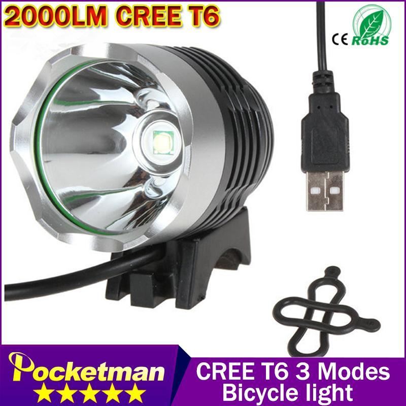 2000 Lumen CREE XM-L T6 L...