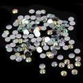 1000 pcs 2mm Multi-Color 14 Facets Resin Round Rhinestone Sparkling Rhinestones Nail Art Decoration DIY N22